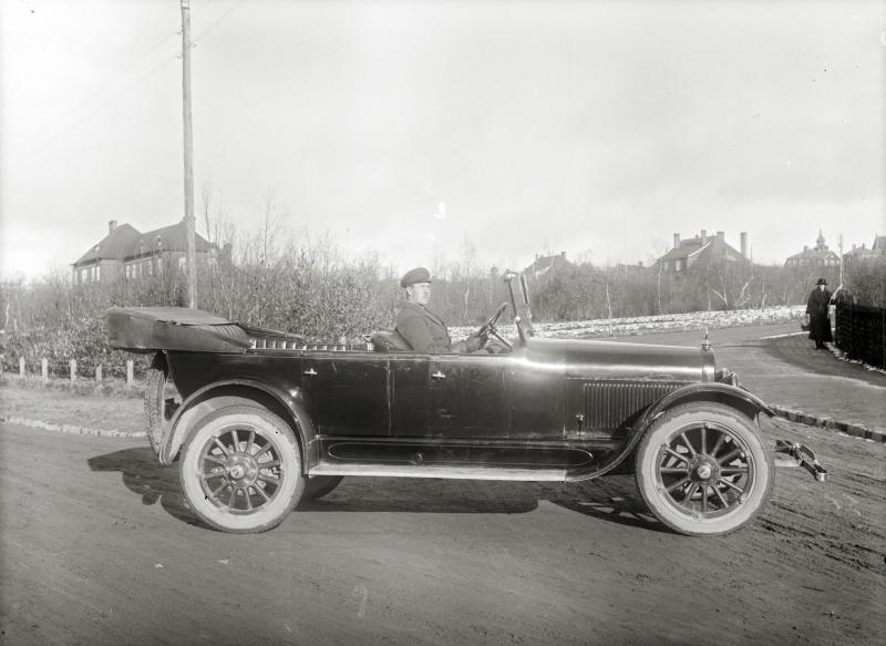 Automobil LKAB.
