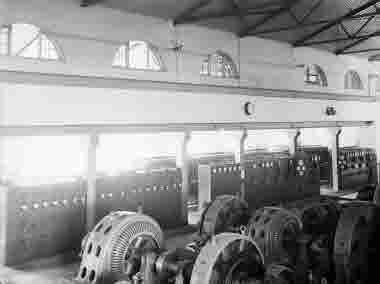 Maskinhallen,kraftstation LKAB
