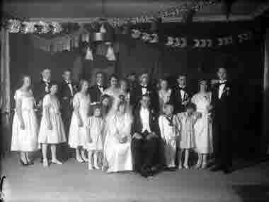 Bröllop Karl Johansson.